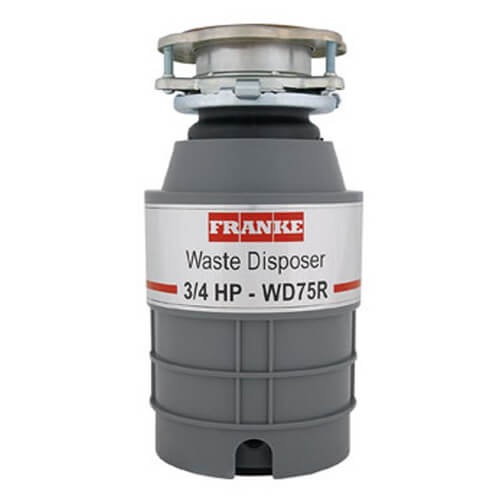 Franke WD75RC best garbage disposal