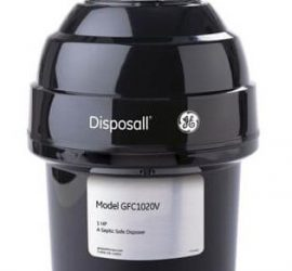 GE Garbage Disposal