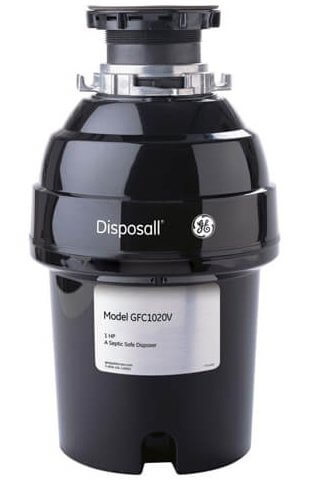 GE Garbage Disposal
