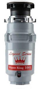 Waste King 1001 Legend Series 1/2 HP