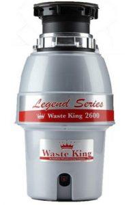 Waste King L-2600 Legend Series 1/2 HP