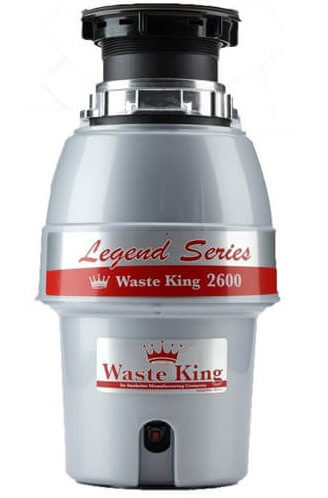 Waste King l-2600 Future Image