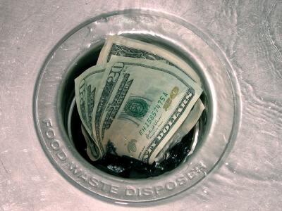 What is The Cost of Garbage Disposal?