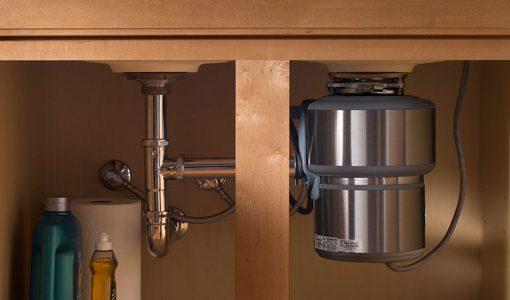 how does garbage disposals work. Black Bedroom Furniture Sets. Home Design Ideas