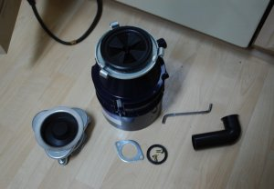 Install Garbage Disposal