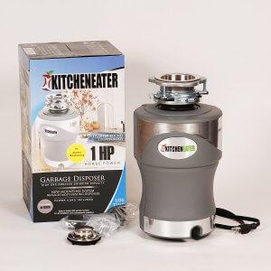 KitchenEater KE1PC 1 HP Garbage Disposer