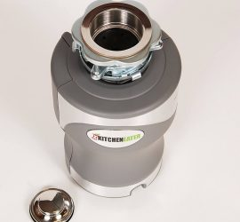 KitchenEater KE1PC 1 HP Garbage Disposer
